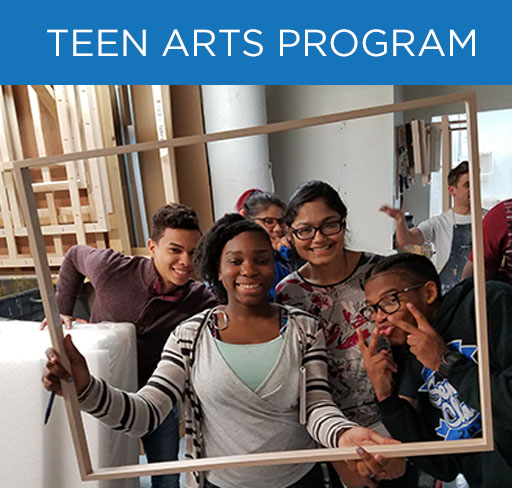 Dalles art center teen programs